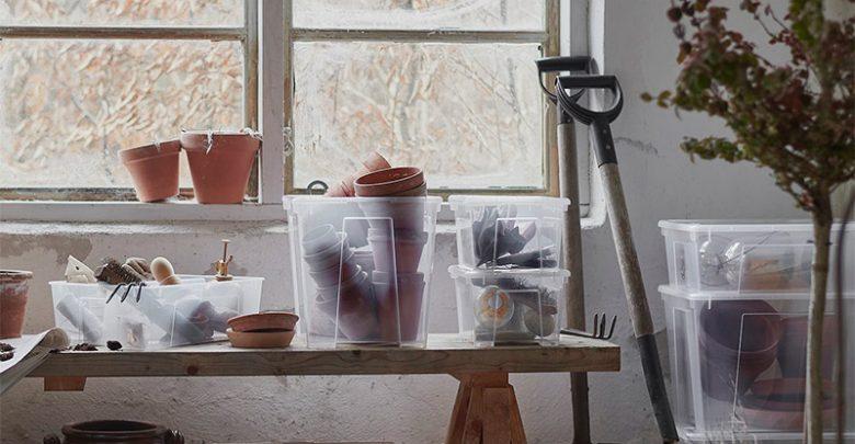 Samla Ikea Contenitori Plastica