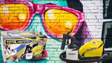 Total Painter Recensione Pistola Per Imbiancare: Prezzo e Opinioni