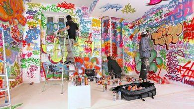 Carta da Parati Graffiti e Murales: Dove Acquistarla?