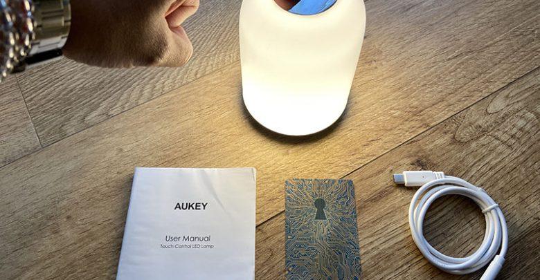 Recensione Luce da Comodino Aukey