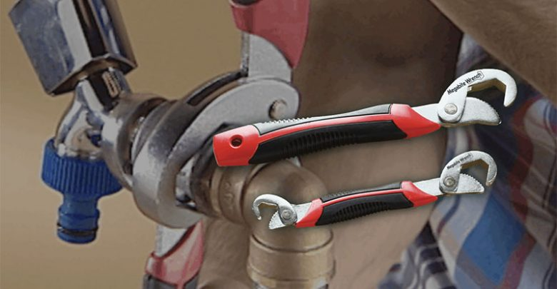 Chiave a Rullino Universale: Megabite Wrench