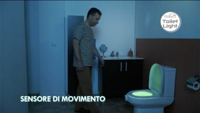 Luce WC Starlyf Toilet Light: Recensione
