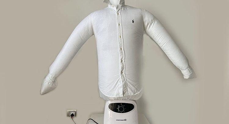 manichino gonfiabile stira camicie automatico starlyf ironing system