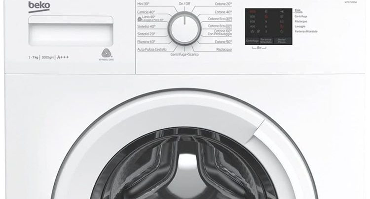 Lavatrice Larghezza 50 cm a carica frontale